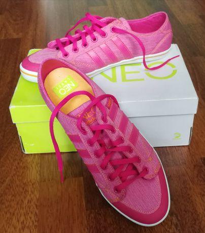 Дамски платненки adidas neo номер 41