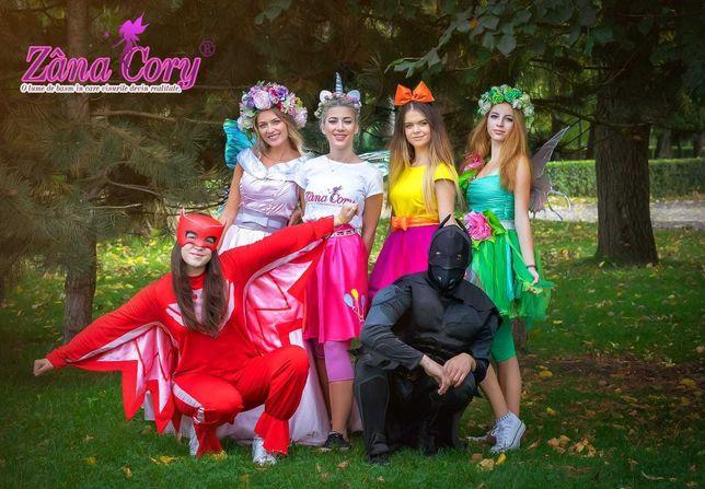 Animatori petreceri copii Brasov