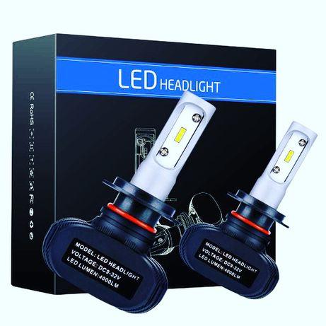 LED лампочки S1