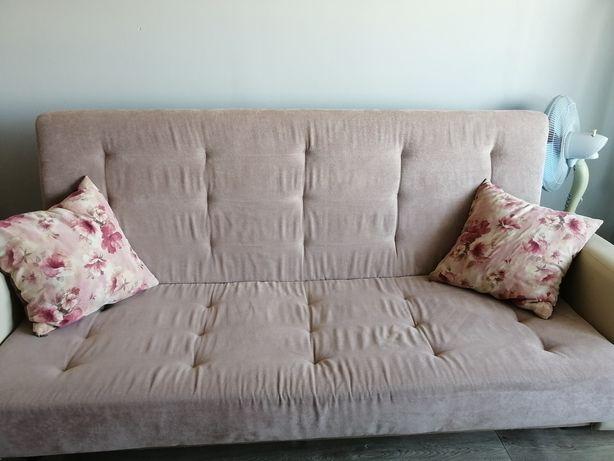 Мягкая мебель, диван раскладной, трехместный