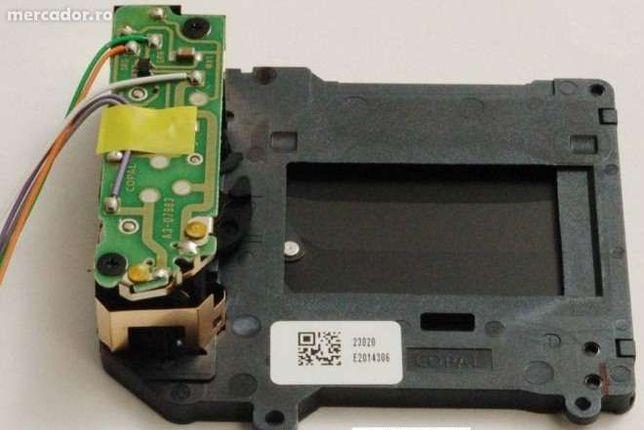 Curat senzor dSLR, repar dSLR/obiective, piese de schimb