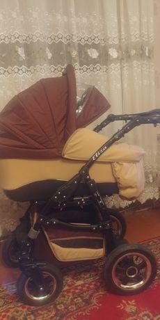 Продам коляску 3в1 в идеальном состоянии