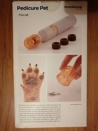 Електрическа пила за нокти за домашни любимци