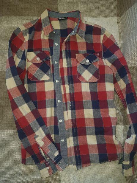 Продам рубашки разные на мальчика 12-14 лет б/у в отличном состоянии
