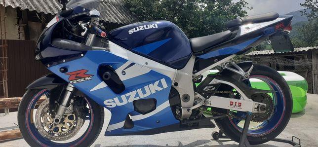 Vand suzuki gsxr 750 cc
