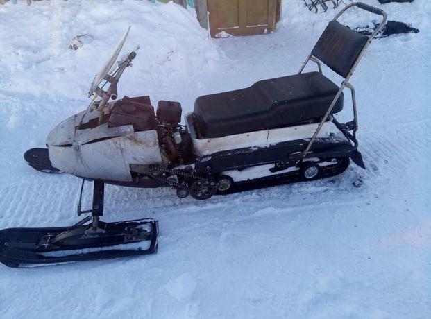 """Продам мини-снегоход """"Пегас"""" или обмен на мотобуксировщик"""