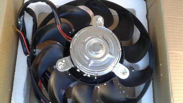 Вентилятор охлаждения А80,А100 С-4,А6,пассат5,гольф3, пассат3,Т4