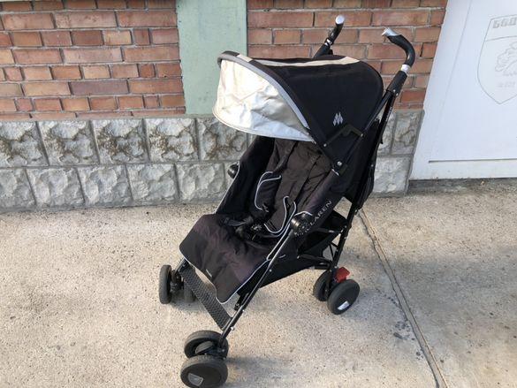 Детска количка МакЛарън MacLaren Techno XT