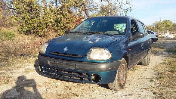 Renault Clio 1.9d. Рено Клио На Части