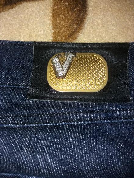 Оригинални дънки Versace