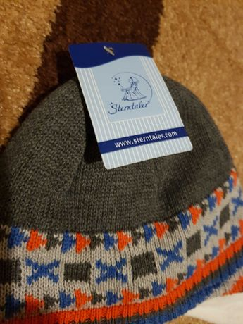 Маркова шапка Sterntaler за момче или момиче 5-6  месеца номер 43