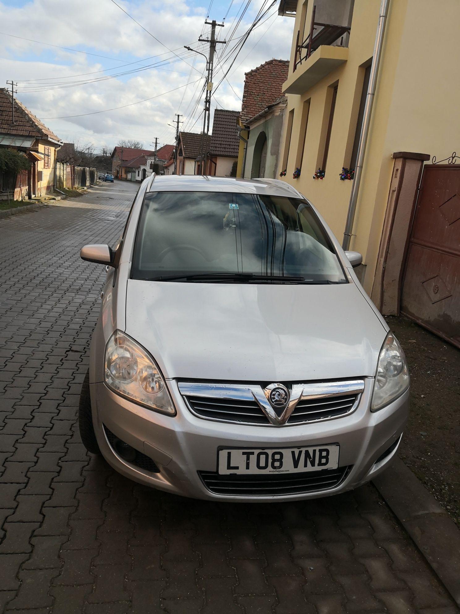 Dezmembrez scaune volan radio cd haion contact jante 16 Opel zafira b