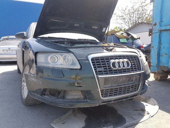 НА Части ! Audi A6 4F 2.7 TDI Quattro S-Line 4x4 Автоматик Ауди А6 4Ф гр. Пловдив - image 5