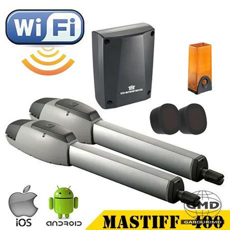 Automatizare porti batante mastiff 400 Wifi