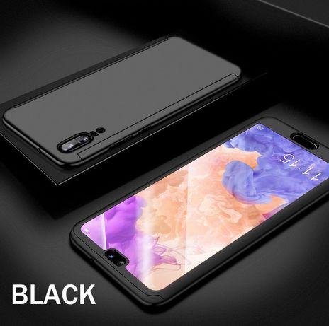 360 мат калъф кейс за Huawei P20 Lite, P20, MATE 20 Lite, Mate 20 PRO