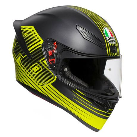 Casca moto AGV K1 Edge 46 Valentino Rossi