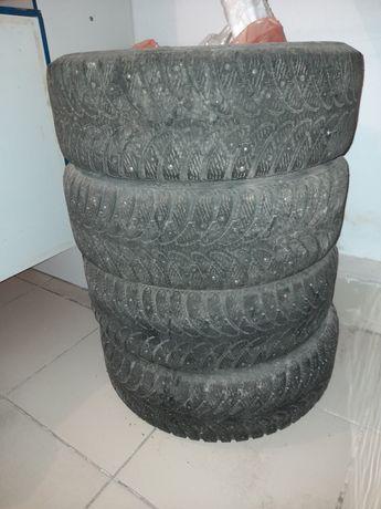 Продам зимние шины Кордиант