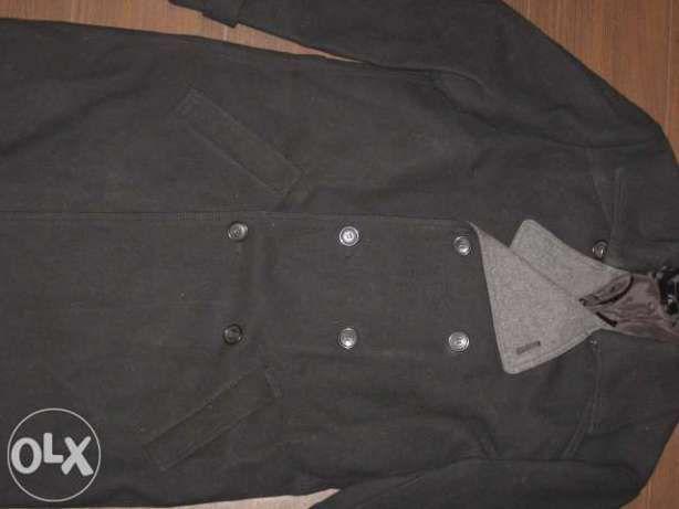 Palton lana H&M, cu eticheta, mar. 52