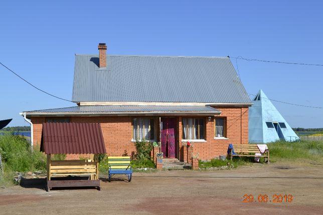 Продам дом в Талкаре(Красный Бор)