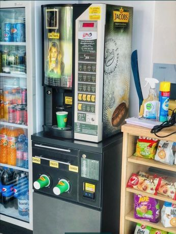 Jacobs-Automate de cafea