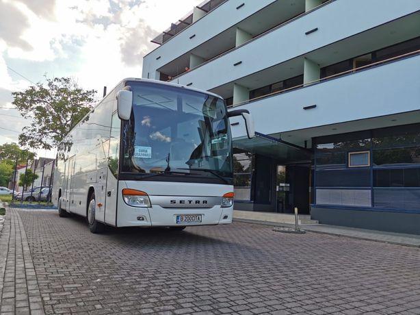 Inchiriem microbuze / autocare / transport angajati