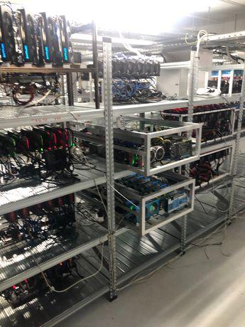 Mining RIG 6x NVIDIA RTX3070 с 4г гаранция