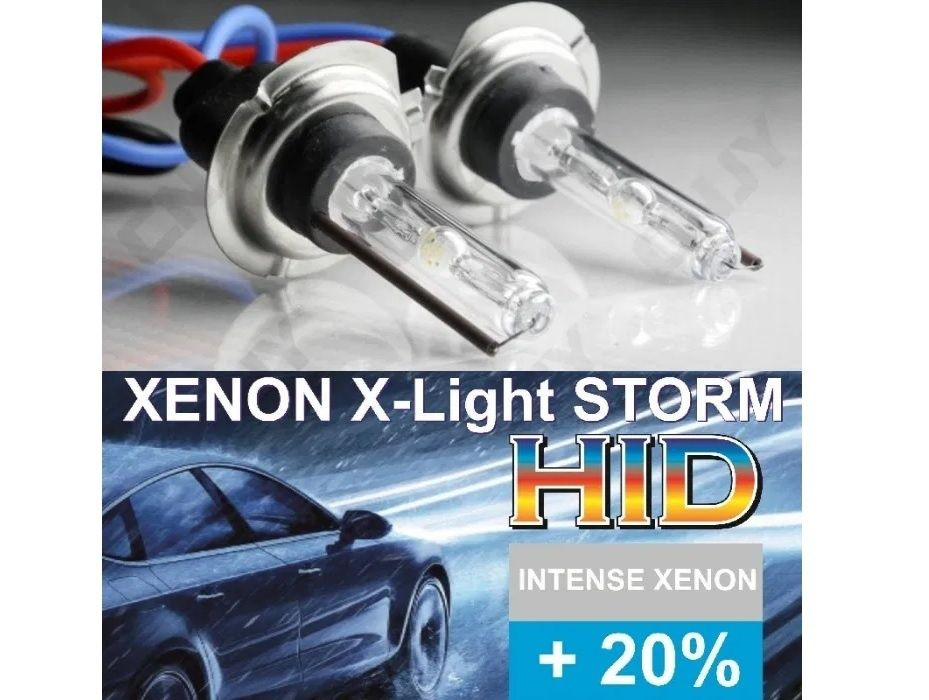 Bec xenon H7 H4 H1 H3 H8 H11 H27 D2S HB4 HB3 9006 9005 becuri bixenon