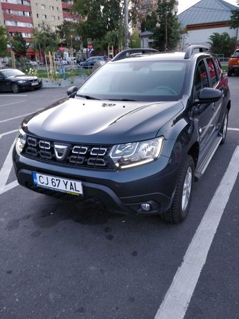 Dacia Duster 2018, 4x2 1.6 SCe Benzina, 114CP, 28.600km