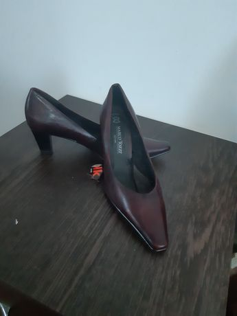 Pantofi Marco Tozzi piele