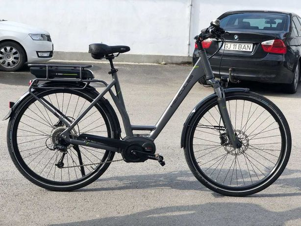 Bicicleta electrica Hercules E-Imperial