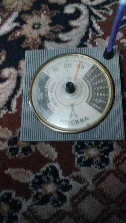 Термометр советский.