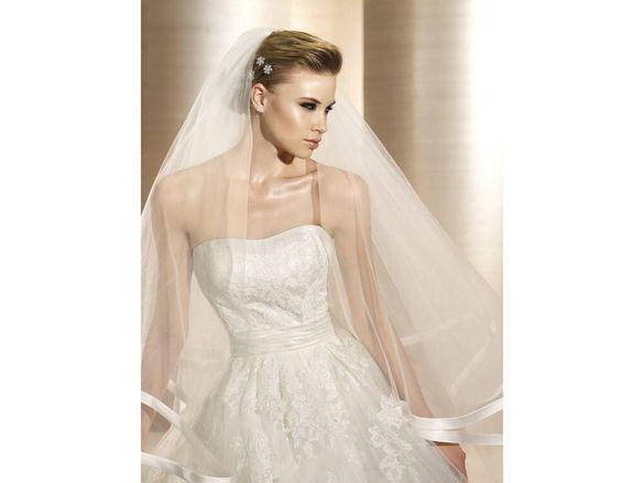 Булчинска рокля Atelier Diagonal от La Sposa Варна