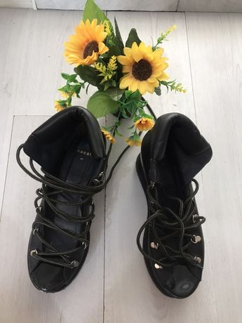 Sandale piele naturala mar 40