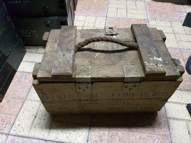 Lada munitie americana veche