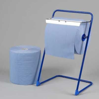 Prosop de hartie albastru 3 strat lat-38cm.Prosop albastru 3 strat