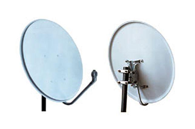 Спутниковые антенны параболические 0,9м Supral (Россия)