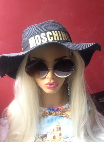 Victoria Beckham 2018 кръгли слънчеви очила UV 400 защита с лого