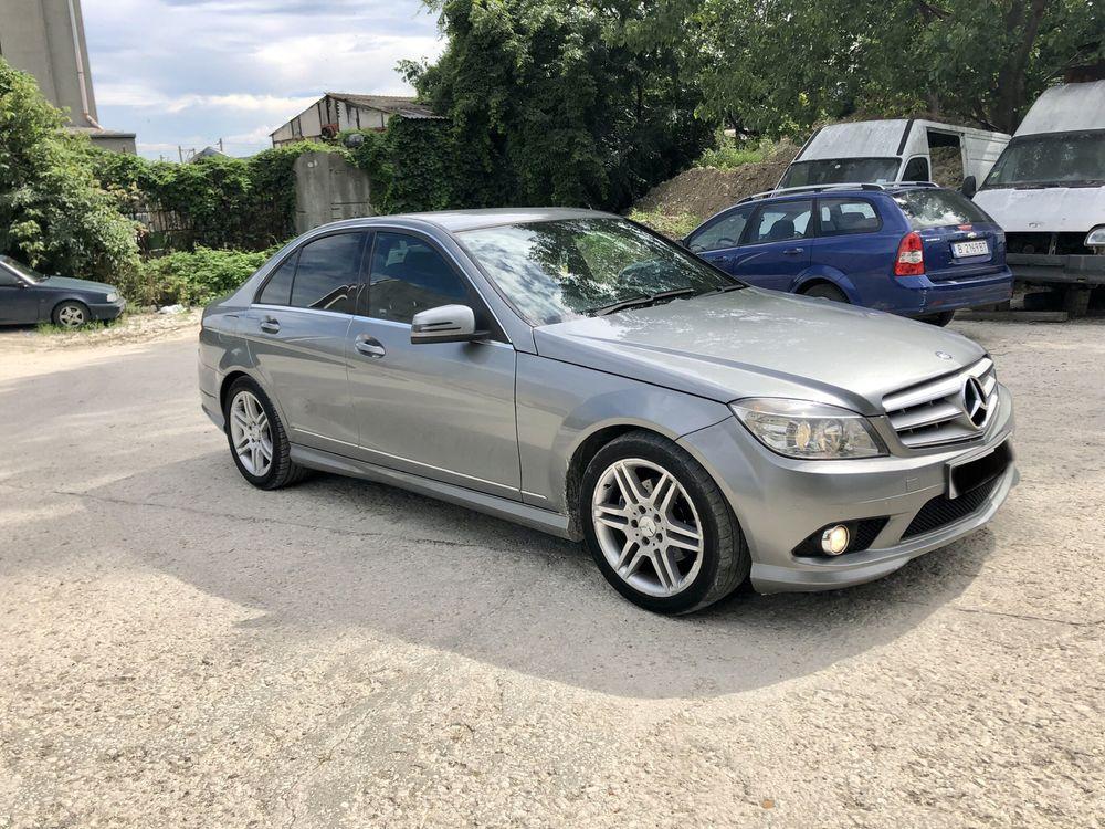 Mercedes C220CDI W204 AMG OM646 170кс '09г Мерцедес Ц220 АМГ пакет