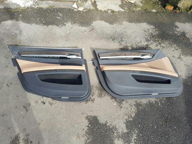 Tapiserii usi stanga,fata-spate, complete, BMW seria 7,F01,F02