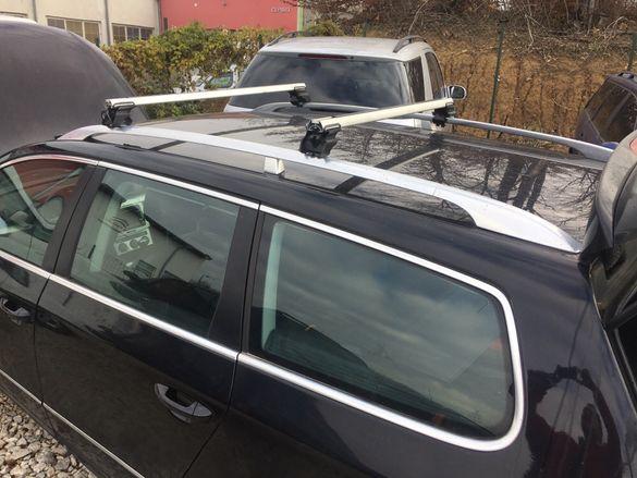 Багажник Passat,Audi A4,Toyota Avensis SW