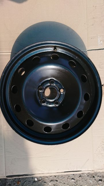 Set jante tabla Renault 5x108 R17
