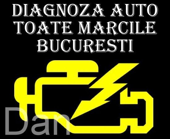 Diagnoza Auto Computerizata - Test Erori - Bucuresti