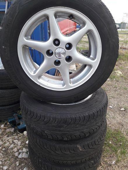 Ляти джанти с гуми