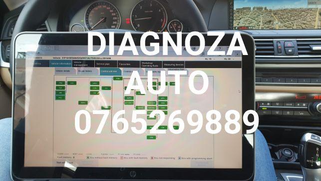 Diagnoza Auto Tester: Bmw, Audi, Mercedes, Vw, Skoda, Peugeot, Etc.
