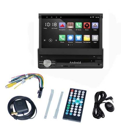 Dvd Mp5 Player ANDROID Retractabil Wi Fi