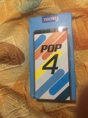 Tecno Pop4