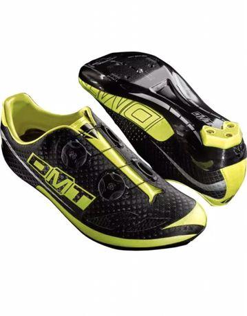Pantofi ciclism bicicleta carbon DMT Vega 2.0 37,5 noi