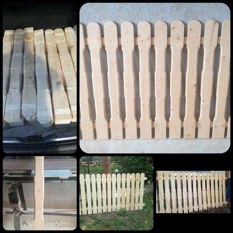 Декоративни дъски за ограда/ Цяла ограда 2 метра - Намалена цена