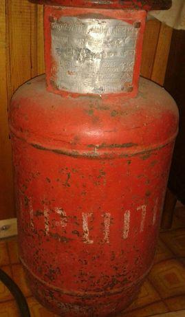 Продаю 27 литровые газовые баллоны