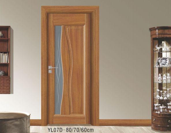 Usi Lux Interior din MDF Cu Toc,Balamale si Maner Incluse YL07D